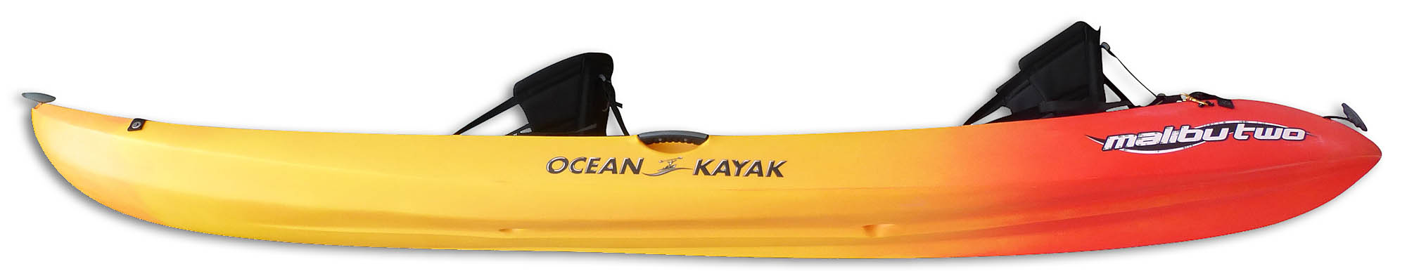 Vista del detalle de Kayaks  Malibu Two
